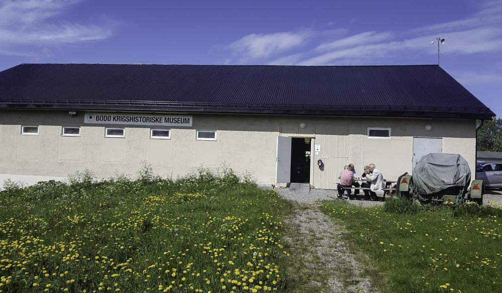 Bodø Krigshistoriske museum :