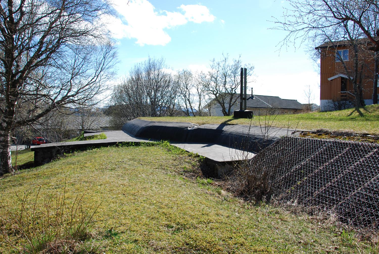 Jentofthaugen bunker museum: